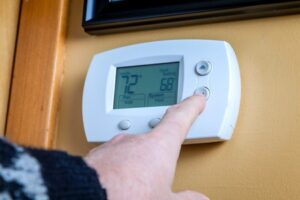 MoreVent Thermostat installation service
