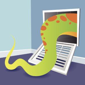 HVAC System Bugs