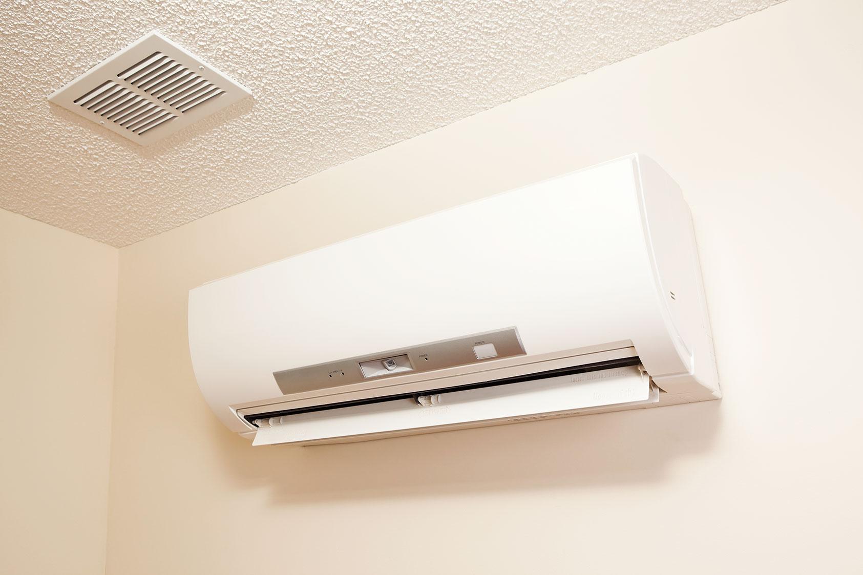 ducltess mini split air conditioner