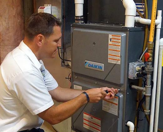 Heating Repair & Replacement Service