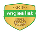 Angie's List Logo - Heating and Cooling Service