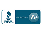 BBB Logo - A Rated Heating and Cooling