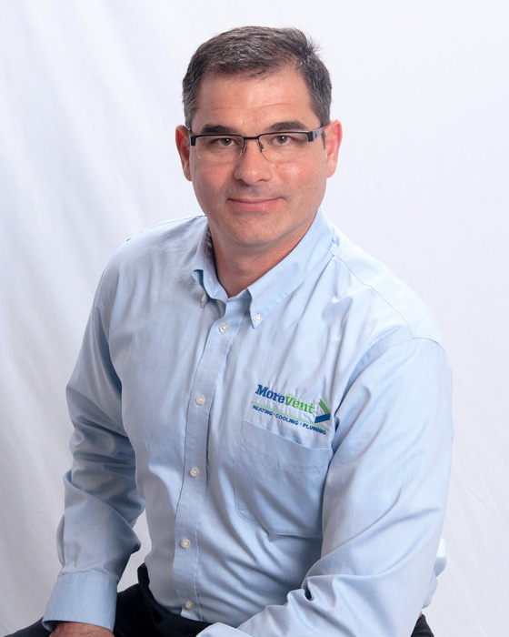 Marco Giancroce - MoreVent Heating and Cooling