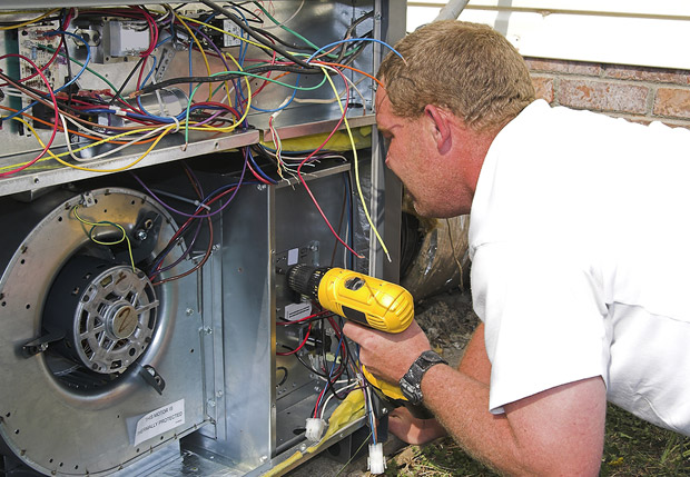 Heating & Cooling System Installation