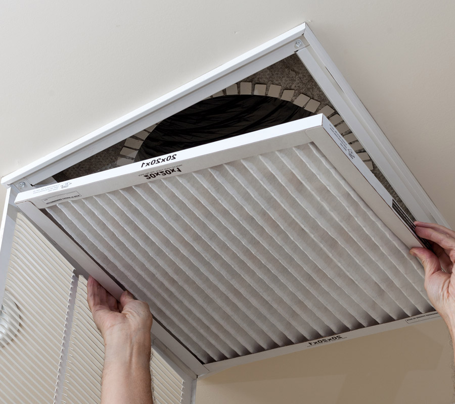 Indoor Air Quality - Maintenance