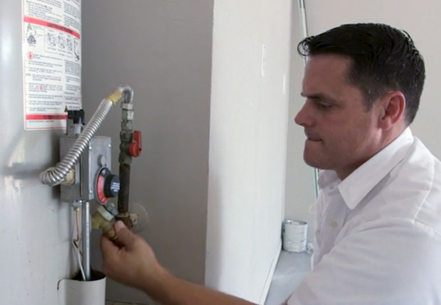 Water Heater Maintenance Service