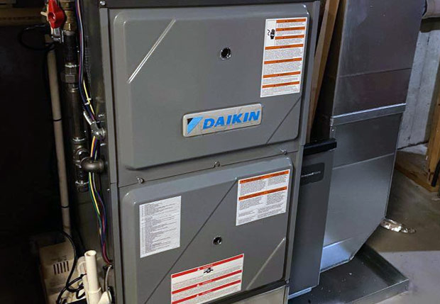 Broken Heater Repair